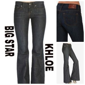 Big Star Jeans | Khloe style